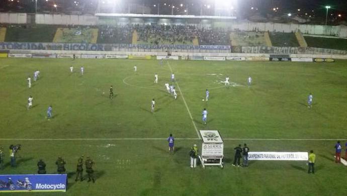 Arena Verde, em Paragominas (Foto: Flávia Araújo/TV Liberal)