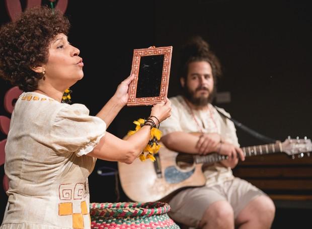 Espetáculo fará apresentação única no Teatro Barracao, em Maringá (Foto: Divulgação)