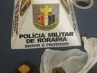 Polícia apreende 20g de drogas com adolescente na BR-174 em Roraima