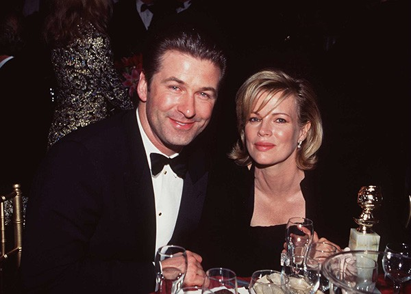 Kim Basinger e Alec Baldwin (Foto: Getty Images)