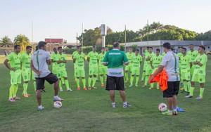 Cuiabá, treinos (Foto: Assessoria/Cuiabá Esporte Clube)