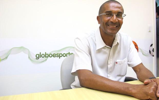 Cristóvão Vasco entrevista especial (Foto: Gustavo Rotstein / Globoesporte.com)
