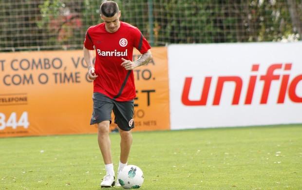 D'Alessandro, meia do Inter (Foto: Diego Guichard / GLOBOESPORTE.COM)