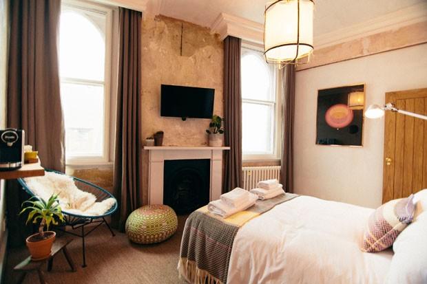 Hotel Culpeper Londres (Foto: Divulgação)