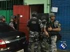 Assaltantes invadem depósito de gás e faz família refém, em Belém