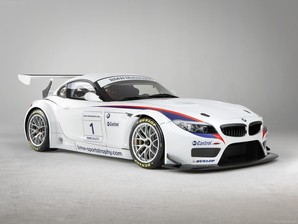 Papel de parede: BMW Z4 GT3