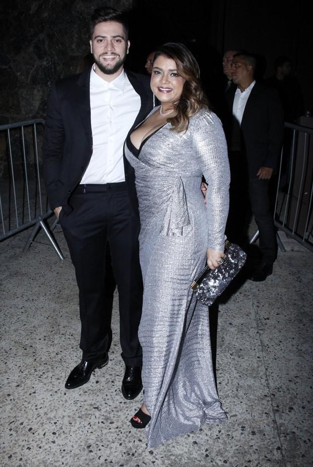 Preta Gil e Rodrigo Godoy (Foto: Marcos Ferreira/Brazil News)
