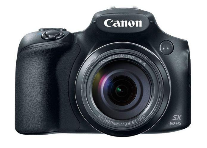 SX60 HS é primeiro modelo PowerShot a conta com entrada para microfone externo (Foto: Divulgação/Canon)