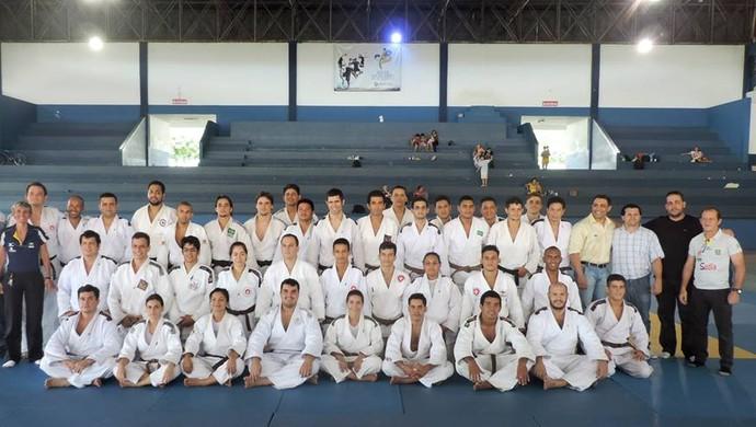 Graduação Ji-Paraná judô (Foto: Seloi Totti/Facebook)