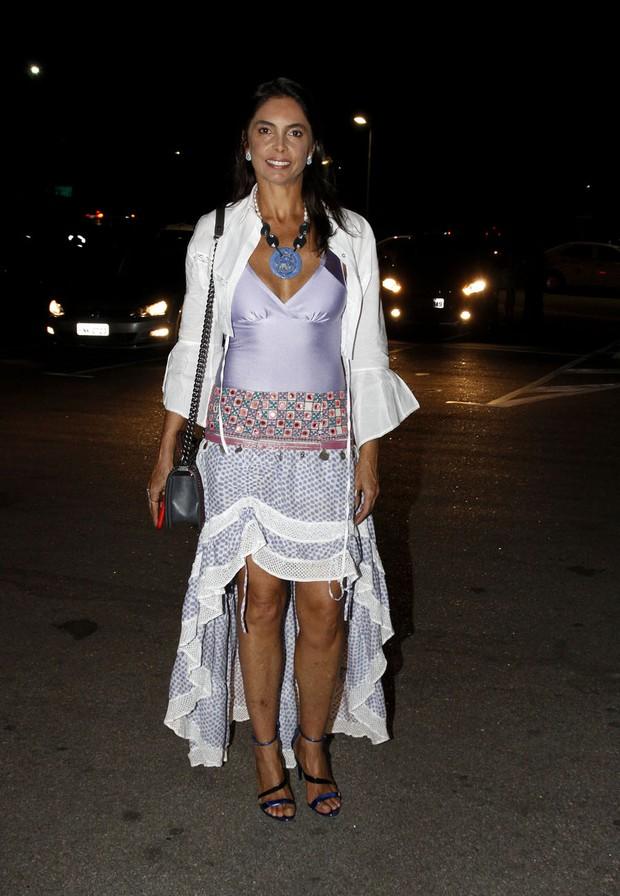 Rosangela Lyra (Foto: Celso Tavares / Ego)