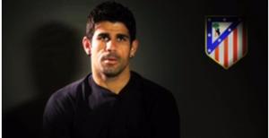 Diego Costa fala sobre preferência pela Espanha (Foto: Reprodução / Youtube)