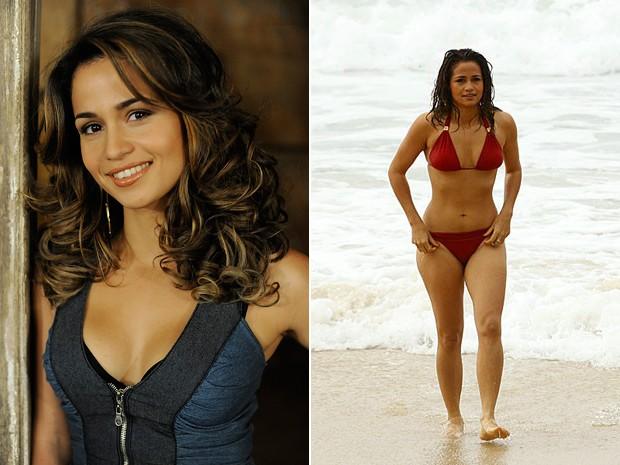 Você quer ficar bela e com o corpão de Nanda Costa? Pratique o treinamento funcional (Foto: Mais Você / TV Globo)