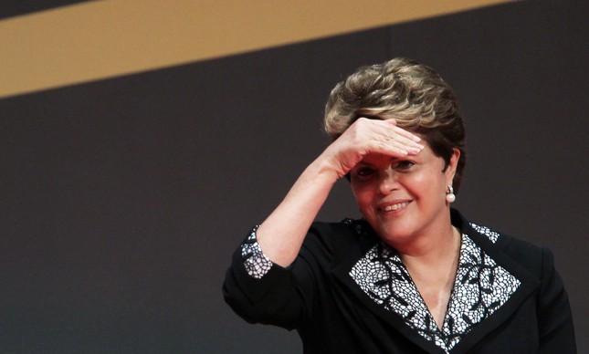 Presidente Dilma Roussef