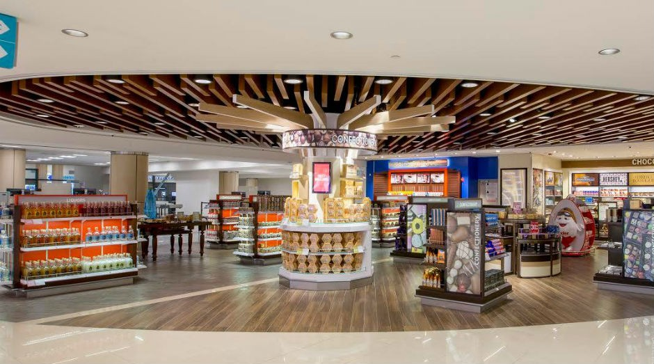 Dufry em Porto Rico: empresa opera 2.200 lojas em 63 países (Foto: Reprodução Facebook)