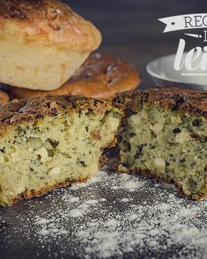 Muffin de ricota e espinafre (Foto: Arquivo pessoal)