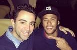 """Xavi elogia potencial de Neymar no um contra um: """"Está imparável"""" (Reprodução )"""