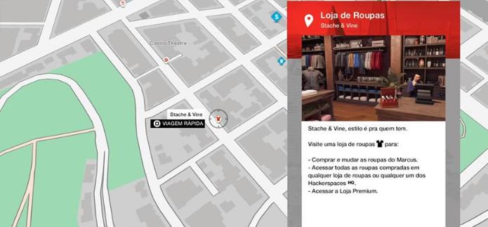 Como comprar roupas e personalizar seu personagem em Watch Dogs 2 (Foto: Reprodução/Felipe Vinha)
