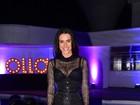 Cleo Pires sensualiza com decote e roupa transparente