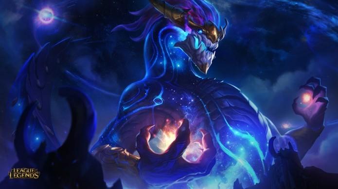 League of Legends: Aurelion Sol é um dragão conjurador de estrelas (Foto: Divulgação) (Foto: League of Legends: Aurelion Sol é um dragão conjurador de estrelas (Foto: Divulgação))