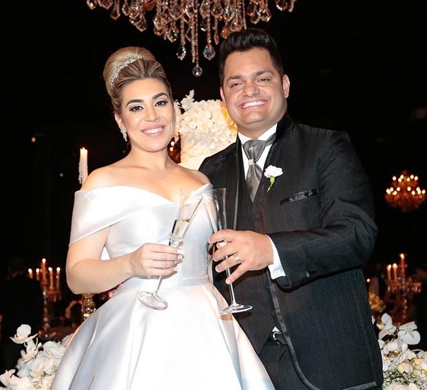 Naiara Azevedo e Rafael Cabral (Foto: Rafael Cusato/Brazil News)