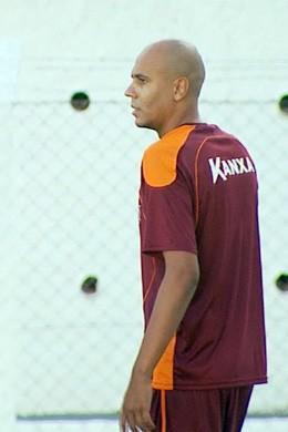 Alex Silva, zagueiro do Boa Esporte (Foto: Reprodução EPTV)