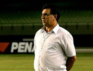 Estevam Soares - técnico (Foto: LC Moreira / Agência Estado)