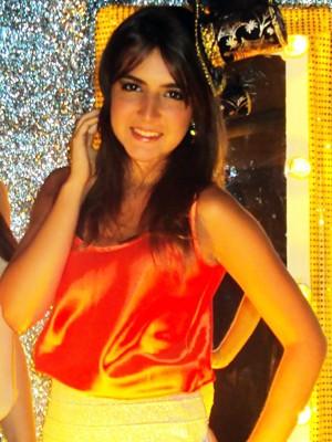 Giovanna Junqueira Cardoso teve lesões no cérebro e na coluna (Foto: Arquivo Pessoal)