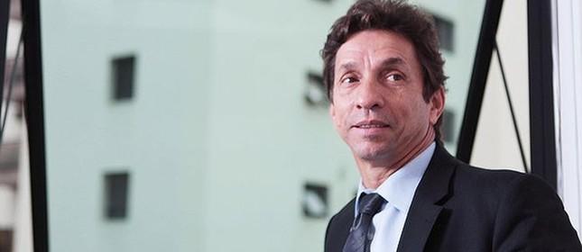 Sergio Cunha Mendes, vice-presidente da Mendes Júnior  (Foto: Valor)