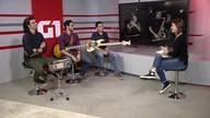 G1 entrevista músicos do grupo instrumental Funqquestra