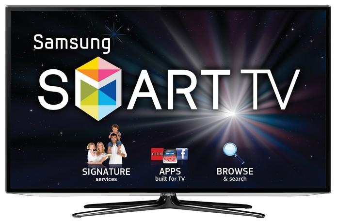 Pesquisadores descobrem que Samsung Smart TV não encripta dos dados de áudio do usuário (Foto: Divulgação/Samsung)