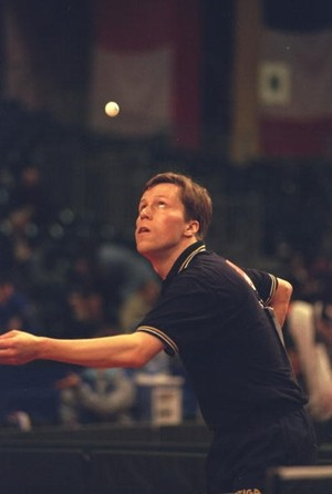 Jan Ove Waldner  (Foto: John Gichigi / Getty Images)