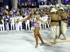 Presidente da Grande Rio elogia disposição de Ivete: 'Dedicada'