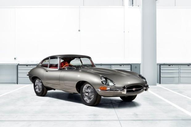 Jaguar E-Type  (Foto: Divulgação)