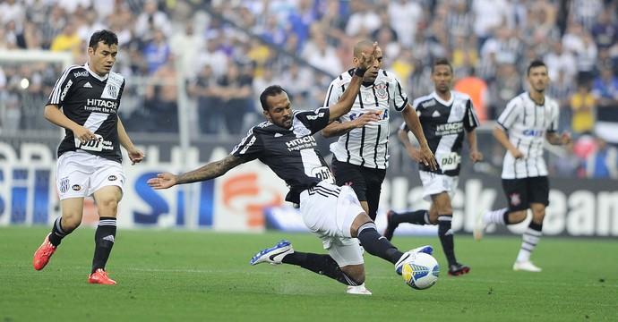 Corinthians x Ponte Preta (Foto: Marcos Ribolli)