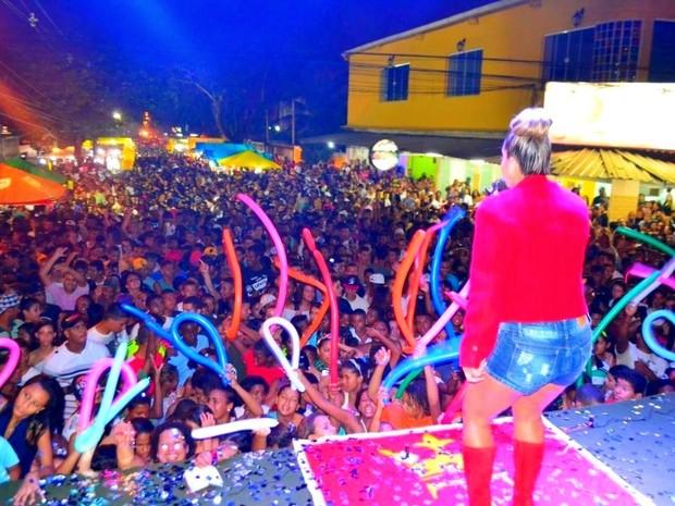 Taty Princesa (Foto: Divulgação/Divulgação)