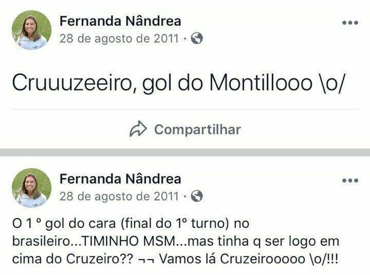 Fernanda Nândrea, auxiliar de Cruzeiro 1 x 1 Coritiba, brasileiro sub-20