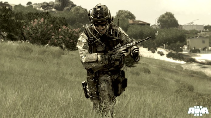 Arma 3 (Foto: Divulgação)