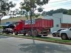 Manifestantes interditam BR-259 por 3 horas no acesso a cidade de Itueta