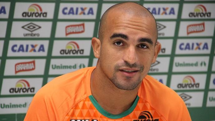 Gil Chapecoense (Foto: Cleberson Silva/Chapecoense)