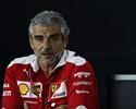 """Apesar de fase difícil, chefe da Ferrari ainda mira título: """"Nós não desistimos"""""""
