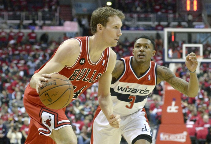 Mike Dunleavy Chicago Bulls (Foto: EFE)