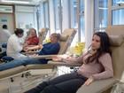 Hemocentros recrutam doadores e querem fidelizar voluntários no RS