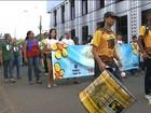 Passeata na capital lembra 'Dia de Combate Sexual de Crianças'
