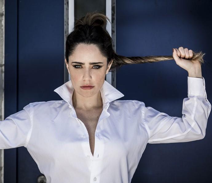 Atriz já sabia que Bruna não era a boa moça que se mostrou no começo da novela (Foto: Ellen Soares/Gshow)