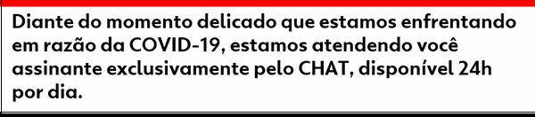Aviso (Foto: Globoplay)
