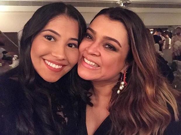 Thaynara OG e Preta Gil (Foto: Reprodução/Instagram)