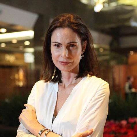 Sílvia Pfeifer é Úrsula em 'Alto astral' (Foto: TV Globo)