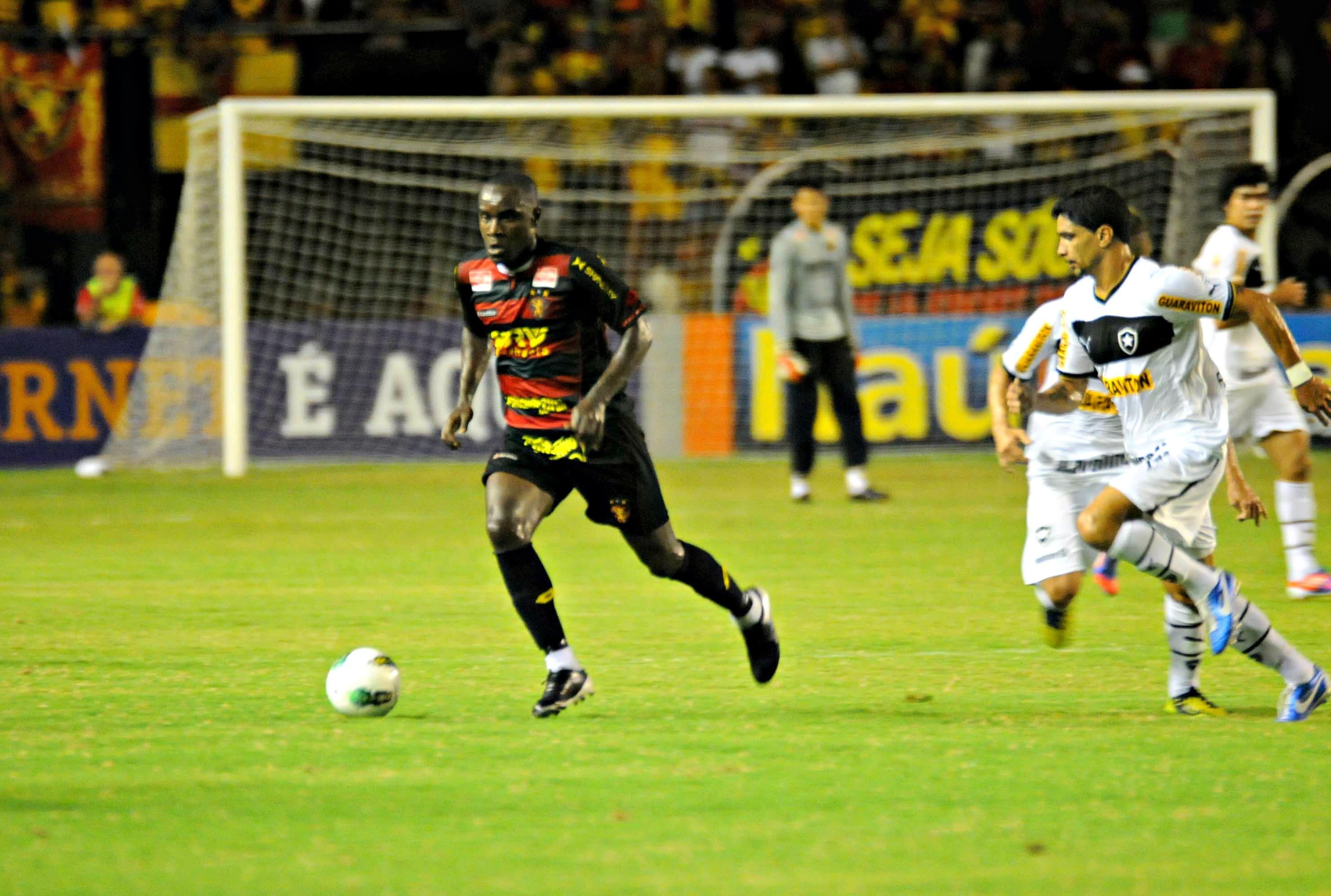 Sport X Botafogo Campeonato Brasileiro 2012 Sportv
