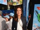 Ivete Sangalo vai a première de filme nos Estados Unidos