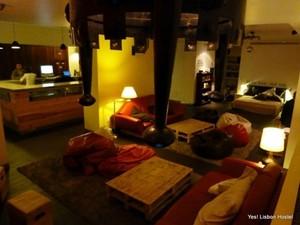 Yes Lisbon Hostel, primeiro lugar no Hoscars, premiação do site Hostelworld (Foto: Divulgação)